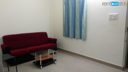 Furnished 1 BHK near Maruthi Nagar