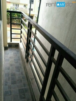 Fully Furnished 1BHK In Kundalahalli Gate