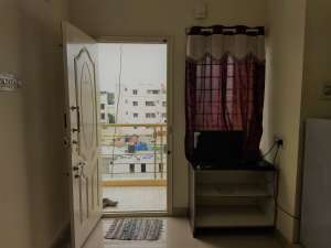 Furnished 1BHK Apartment Near Inner Ring Road