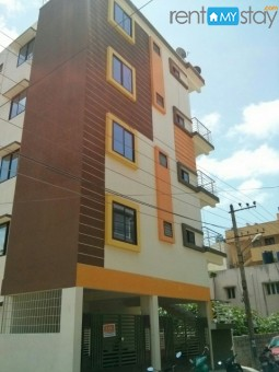 Fully Furnished 1BHK Apartment near IIMB