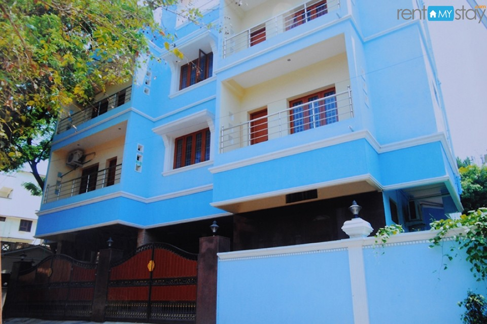 Royal Villas Luxury Service Apartment - AnnaNagar