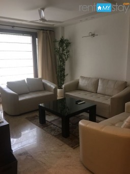 Fully furnished Serviced Apartment