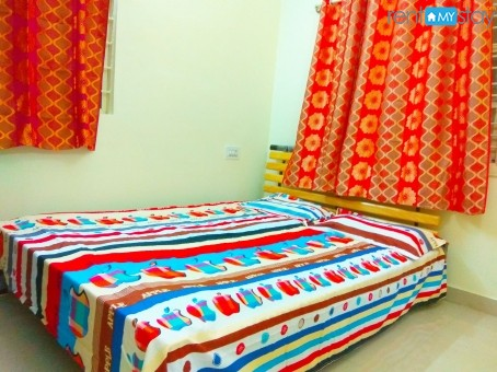 Furnished 1 BHK near Ejipura and Domlur in Koramangala/image2