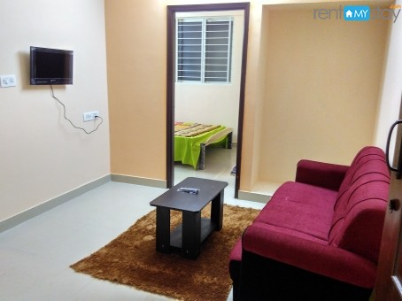 Fully Furnished 1 BHK near Silk board in Bommanahalli/image2