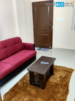 Furnished 1BHK near AMR IT Park in Bommanahalli/image2