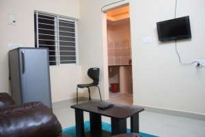 Furnished 1BHK near Oracle Tech Mahindra