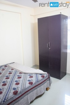 Fully Furnished 2 BHK near Silk board