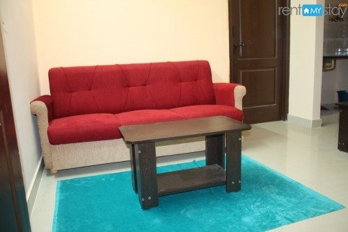 Furnished 1BHK near Hosur Main Road in Bommanahalli/image1