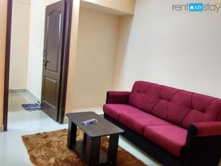Furnished 1BHK near AMR IT Park in Bommanahalli/image1