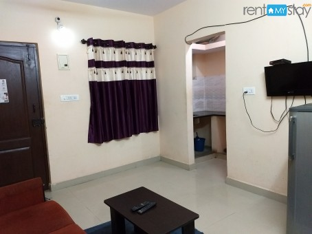 Fully Furnished 1BHK near Oxford College