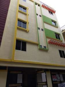 Furnished 1 BHK enroute Electronic City