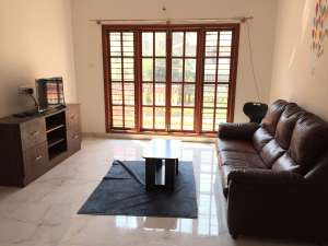Fully Furnished 2 BHK near GR Tech Park