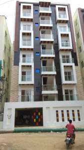 Semi Furnished Studio Flat in Kundalahalli gate