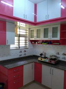 Serviced 1 BHK Apartment opposite to park HSR