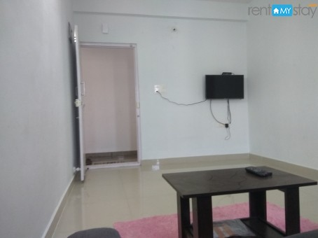 Fully Furnished 1 BHK Apartment in Old Airport Road/image1