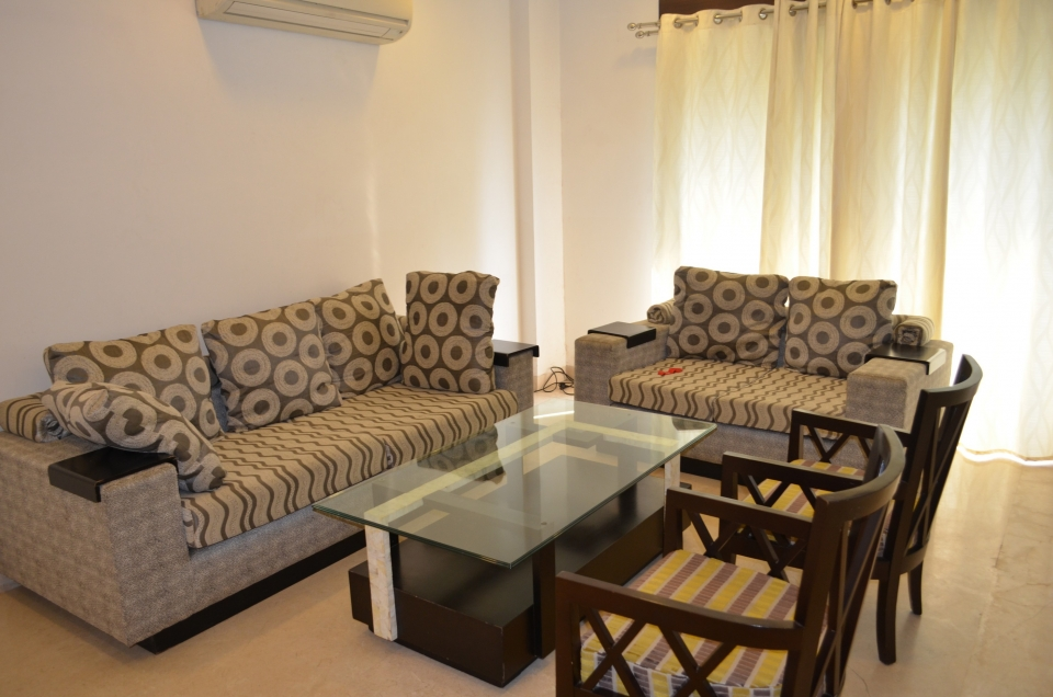 3 BHK apartment -Saket