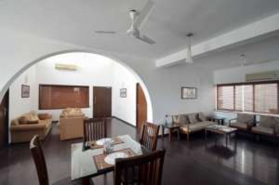 Spacey 3 BHK apartment