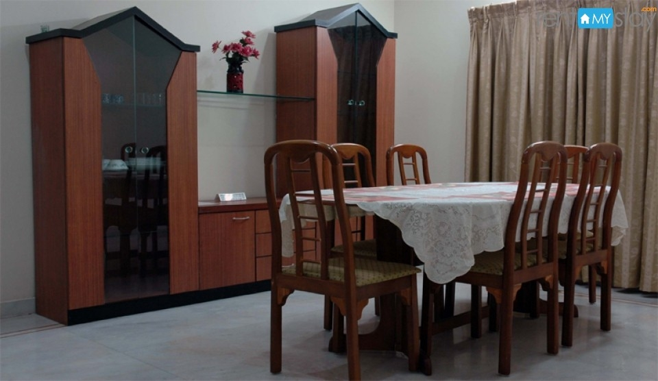 Airy apartment near Banjara Hills