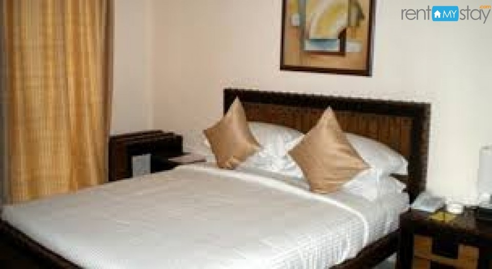 Fully furnished 2 BHK in pune