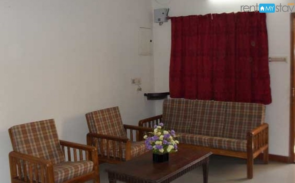 2 Bed Room Furnished Apartment