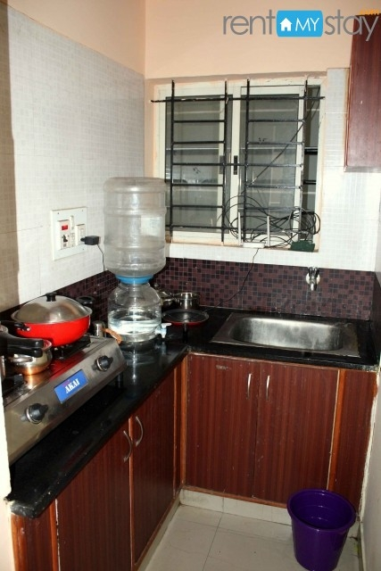 Furnished 1 BHK Aprtment in HSR Layout in HSR Layout/image11