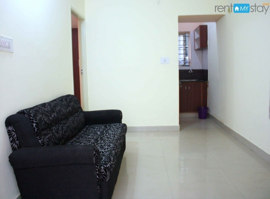 Furnished 1 BHK Aprtment in HSR Layout in HSR Layout/image1