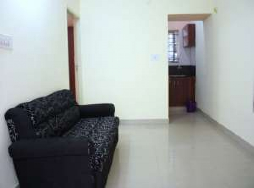 Furnished 1 BHK Aprtment in HSR Layout