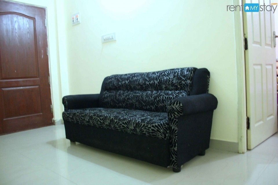 Furnished 1 BHK Aprtment in HSR Layout in HSR Layout/image14