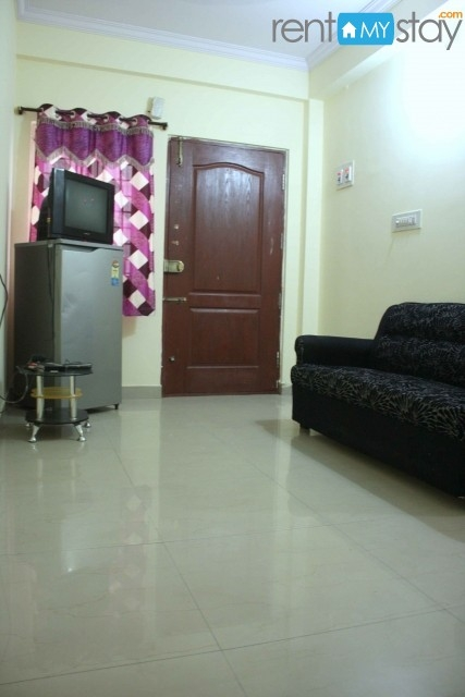 Furnished 1 BHK Aprtment in HSR Layout in HSR Layout/image15