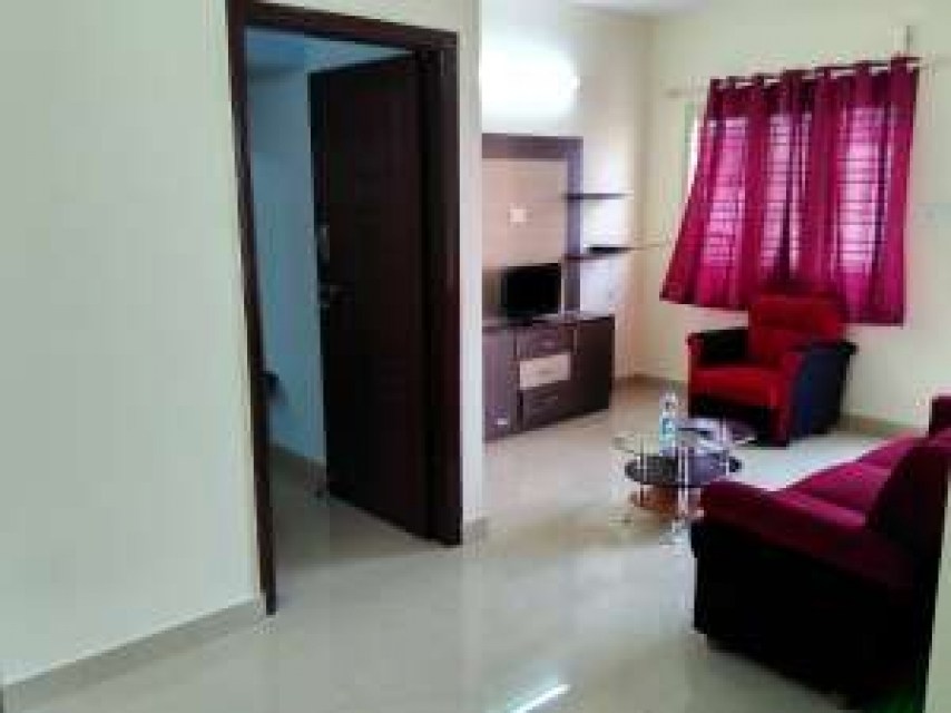 Rent furnished 2 BHK HSR Layout Sector 1
