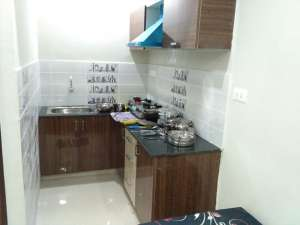 Furnished 1BHK Flat Near Chocolate Factory Road