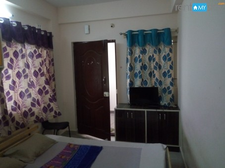 Studio Apartment Near kundalahalli Gate
