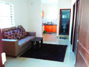 Furnished 2 BHK Apartment