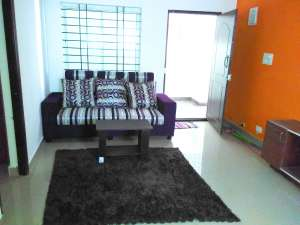 Fully Furnished 2 BHK near Infosys