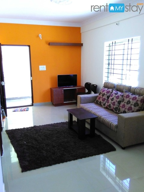 Furnished 2 BHK close to Flipkart