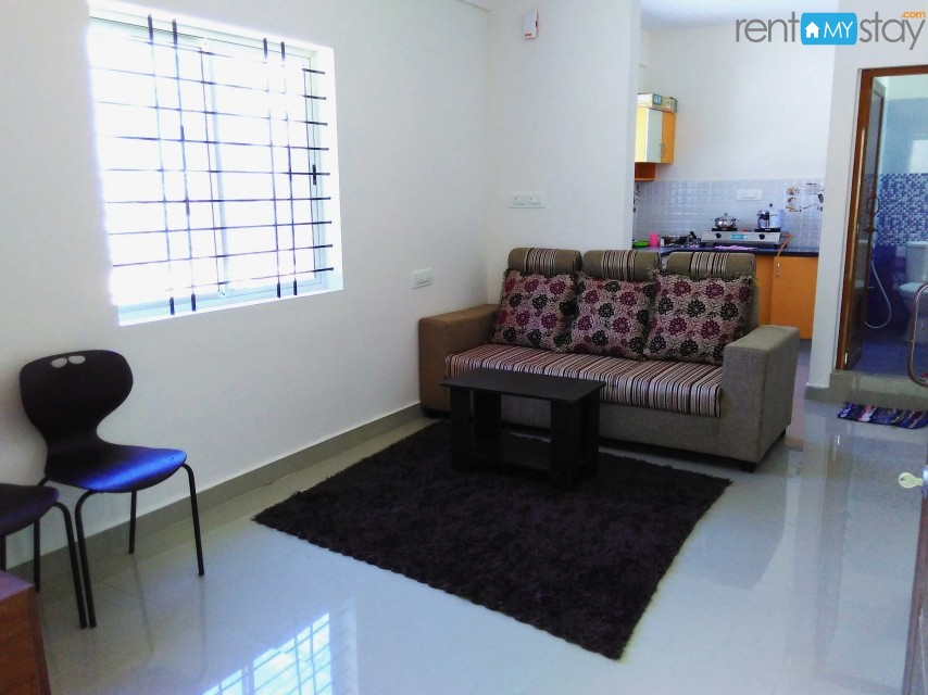 Furnished 2 BHK near Ozone Tech park in Singasandra/image2