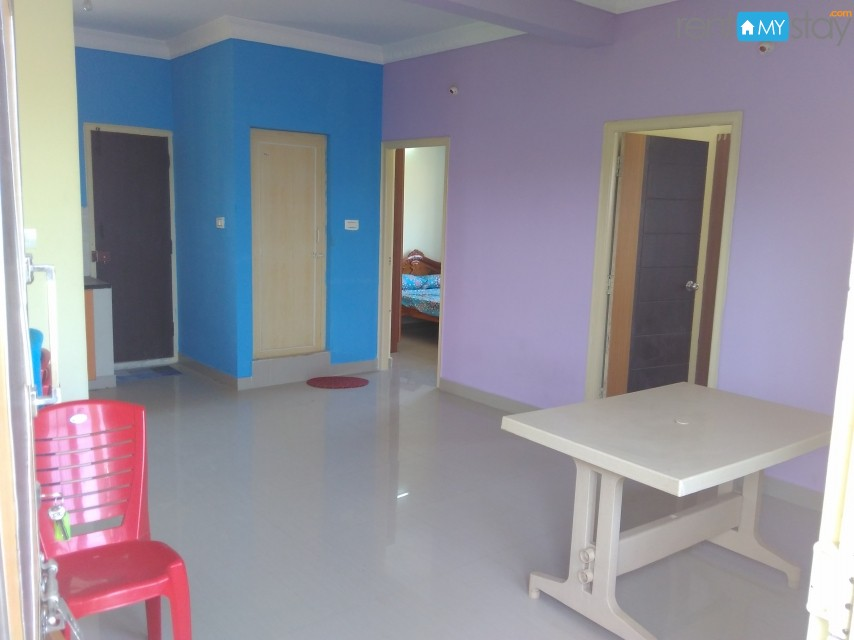 Fully Furnished 2 BHK Apartment, Ecity