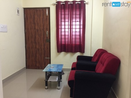 Furnished 1 BHK Ground floor HSR Layout in HSR Layout/image1