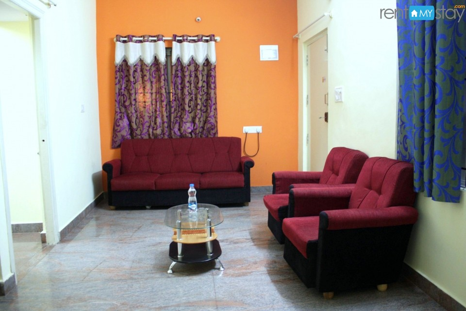 Budget Furnished 2 BHK Apartment in HSR in HSR Layout/image8