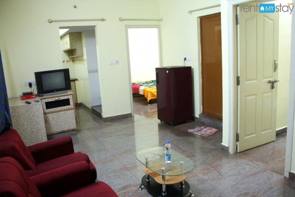 Budget Furnished 2 BHK Apartment in HSR in HSR Layout/image1