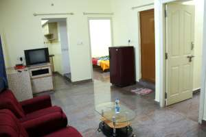 Budget Furnished 2 BHK Apartment in HSR